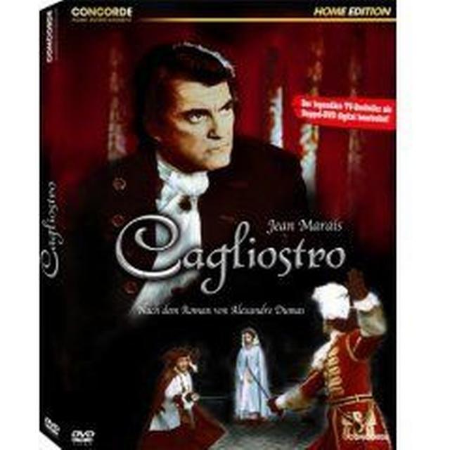 Cagliostro [DVD] - Die legendären TV-Vierteiler
